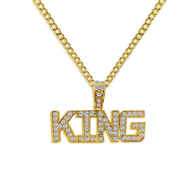 Clout King Necklace - Clout Hype
