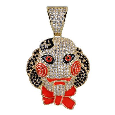 Jigsaw Clown Chain - Clout Hype