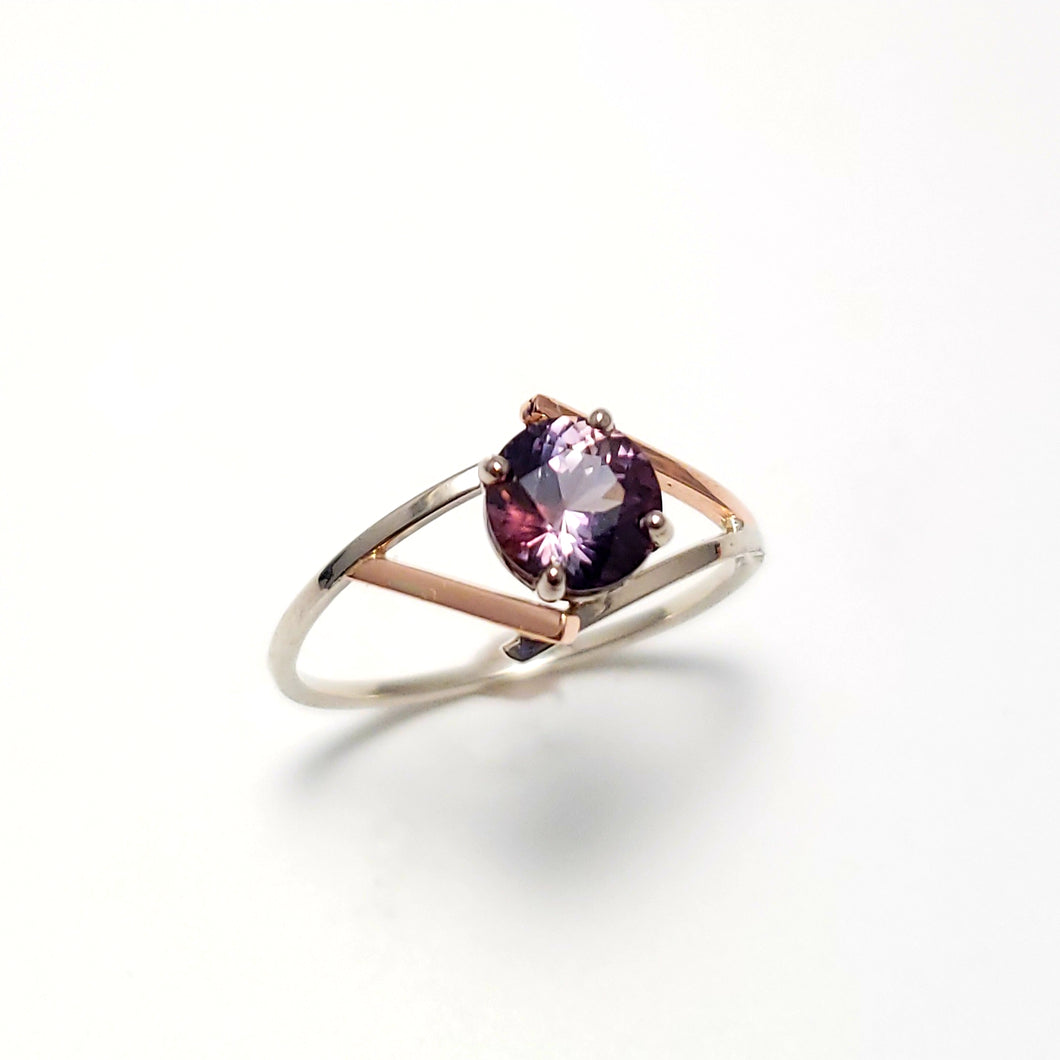 Party Color Sapphire Ring