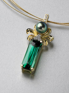 Tourmaline Pearl Enhancer