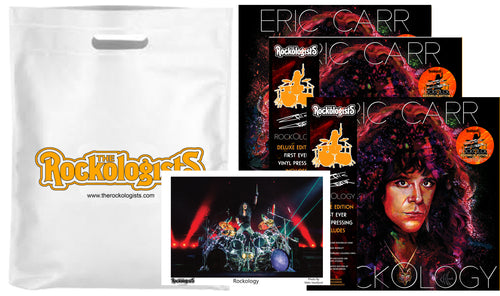 Eric Carr - Rockology LP - Bundle