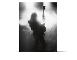 Ace Frehley - 'Smoke' / POSTER