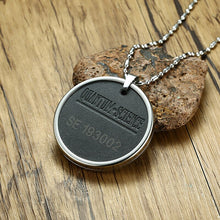 Load image into Gallery viewer, Anti EMF Radiation Power Necklace