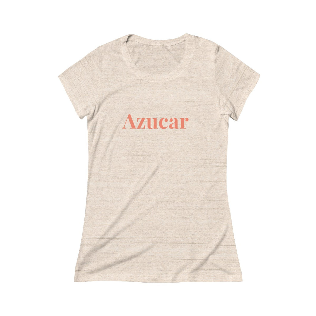 Azucar Triblend Short Sleeve Tee