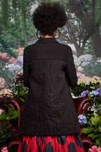Load image into Gallery viewer, Trelise Cooper COUTURE - CITY OF LOVE jacket - BLACK WOOL
