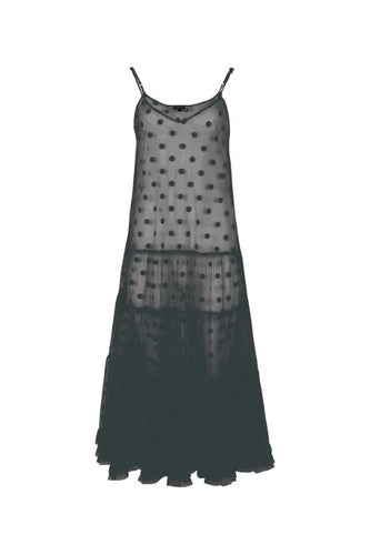 CURATE By Trelise Cooper - Sheer Love Dress in Black