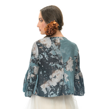 Load image into Gallery viewer, MEGAN SALMON - Spring Rose Mary Jacket - BLU ROSE