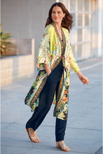 Load image into Gallery viewer, JOHNNY WAS - Tawney Kimono - L
