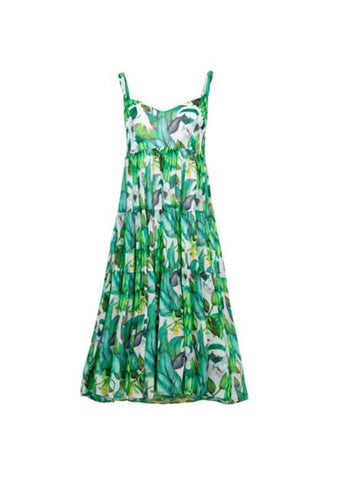 CURATE by Trelise Cooper - Breath Easy Dress - BANANA