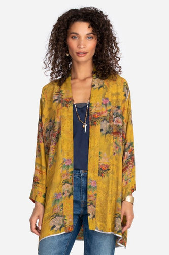 JOHNNY WAS - Cameron Kimono (Reversible) - MULTICOLOUR 1