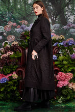 Load image into Gallery viewer, TRELISE COOPER - Collar Frill Life Coat - BLACK 18