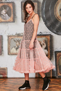CURATE By Trelise Cooper - Free Love Dress - BLUSH