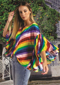 COOPER by Trelise Cooper - Gypsy Soul Top - RAINBOW