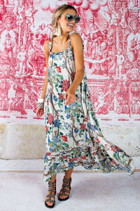 CURATE by Trelise Cooper - Maxi On Dress - NATURAL