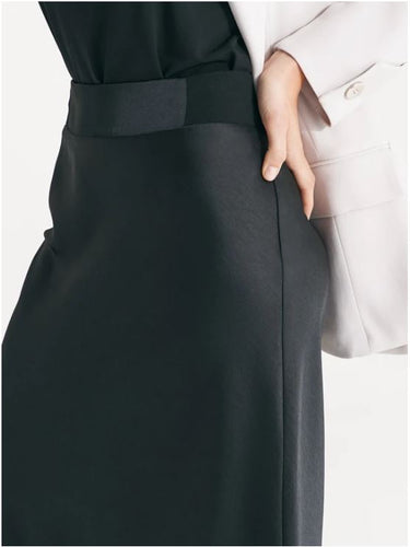 THE ARK - Naples Skirt - BLACK