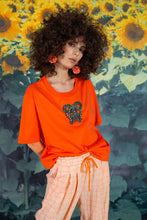 Load image into Gallery viewer, CURATE by Trelise Cooper - Kiss Kiss Top - ORANGE