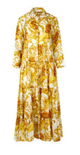Load image into Gallery viewer, COOP by Trelise Cooper - Tiers Go By Dress - GOLD LION
