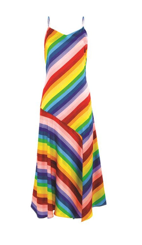 COOPER by Trelise Cooper - Slip of the Tongue Dress - RAINBOW