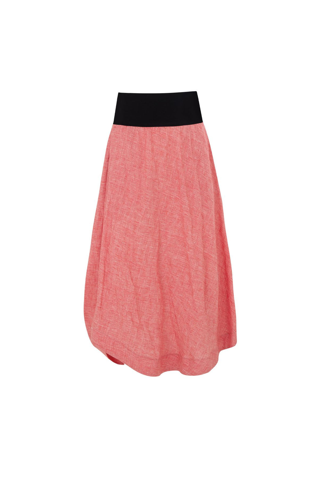 CURATE by Trelise Cooper - Tuck Star Skirt - RED