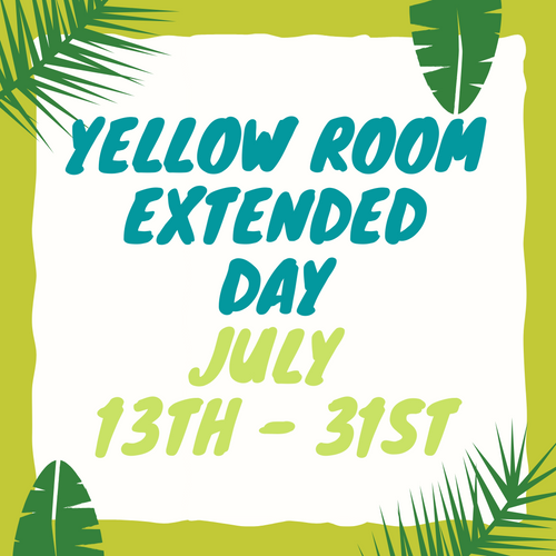 Yellow Room Summer Camp: Extended Day