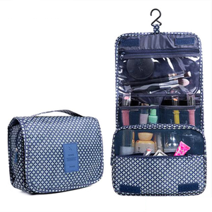 Wall Mounted Travel Toiletry Bag