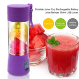 Fruit Vegetable Blender Juice Mixer Portable