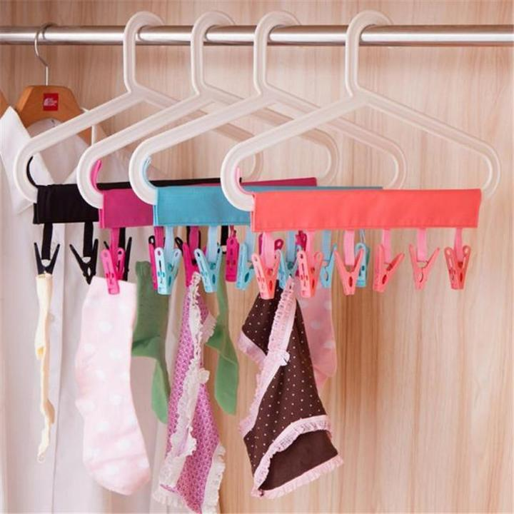 Foldable Travel Hanger