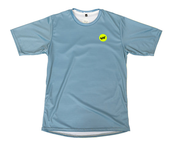 Basic Neon Short Sleeve Grey