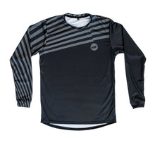 Strike Long Sleeve Jersey Black