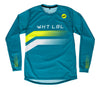 Drifter Long Sleeve Teal