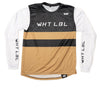 Map Long Sleeve Jersey Gold