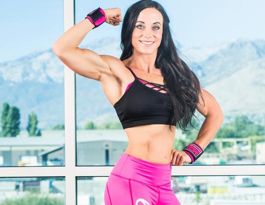Featured Athlete - Tiffany Stosich