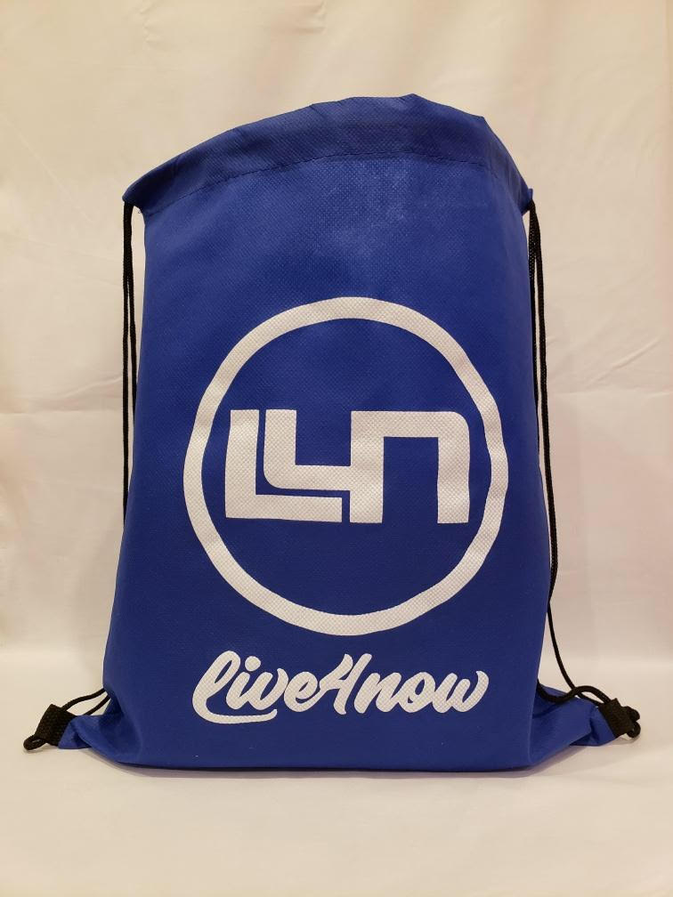 L4N Draw String Gym Bag