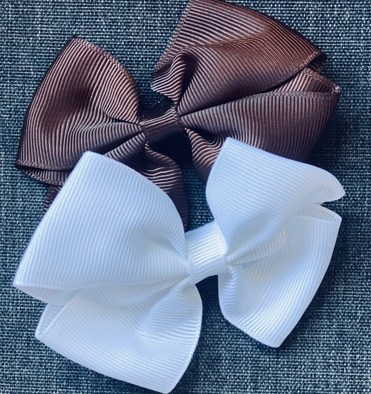 Bow clip sets