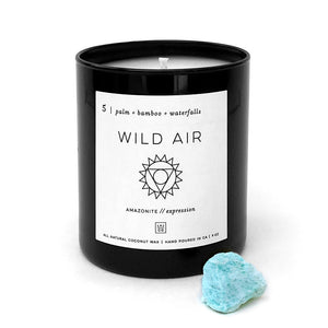 Wild Air candle