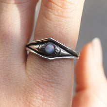 Load image into Gallery viewer, opal eye ring the hunt nyc