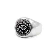 Load image into Gallery viewer, The Hunt NYC Large Signet Ring