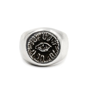 The Hunt NYC Large Signet Ring
