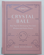 Load image into Gallery viewer, Crystal Ball book