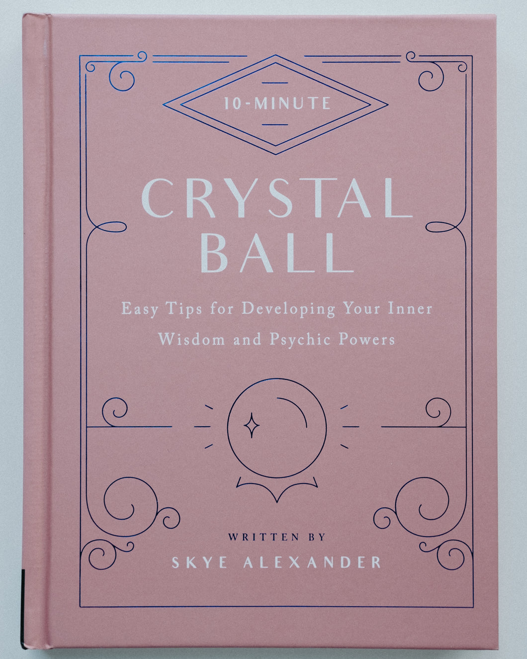 Crystal Ball book