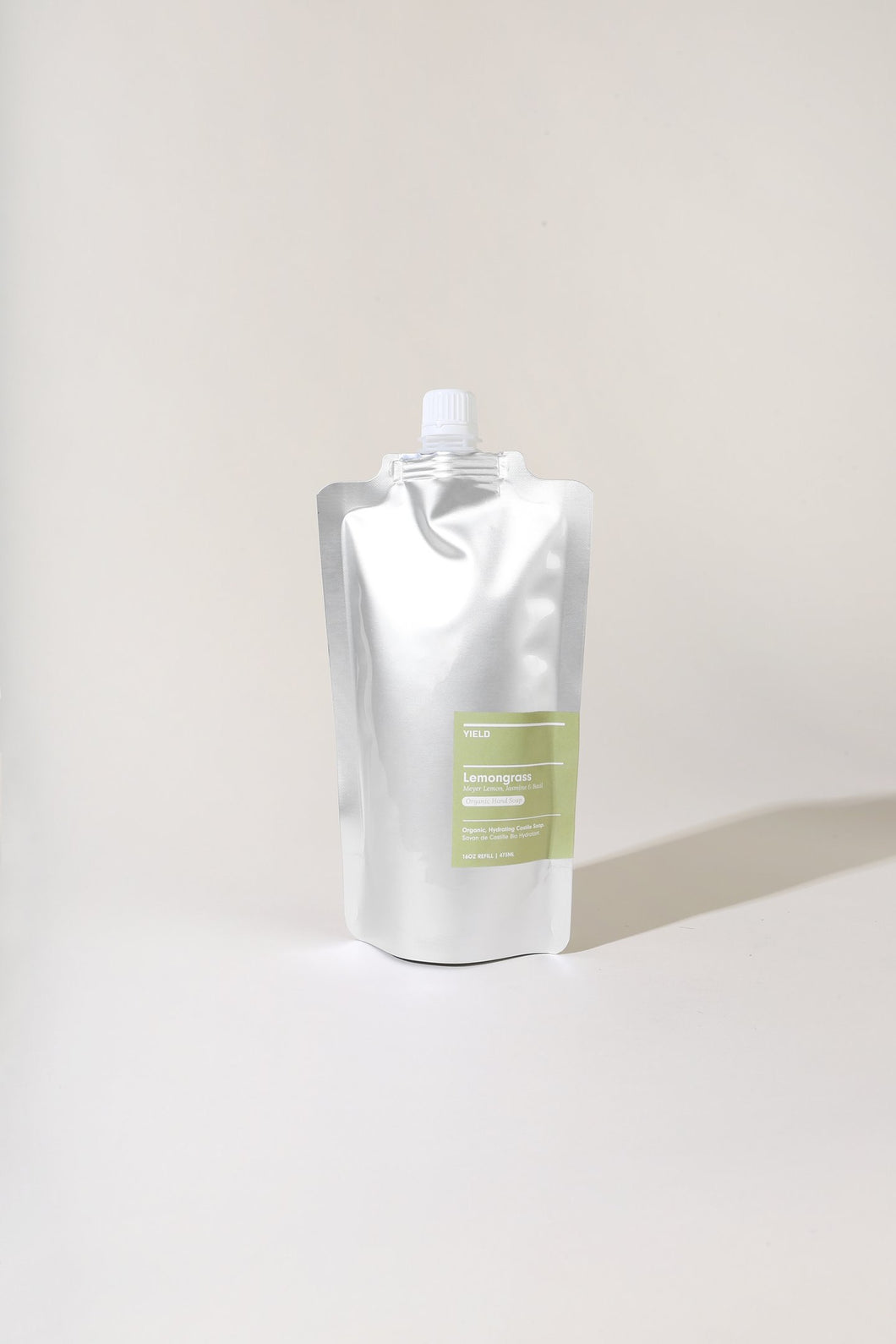 YIELD Organic Hand Soap Refill Pouch