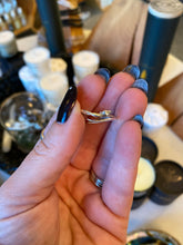 Load image into Gallery viewer, Sterling Silver Snake Ring
