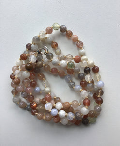 autumn moonstone wrap