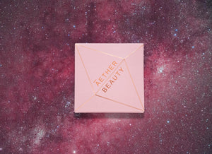 Aether Beauty Ametrine Mini Crystal Palette