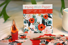 Load image into Gallery viewer, Flying wish paper kit