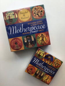 motherpeace tarot decks