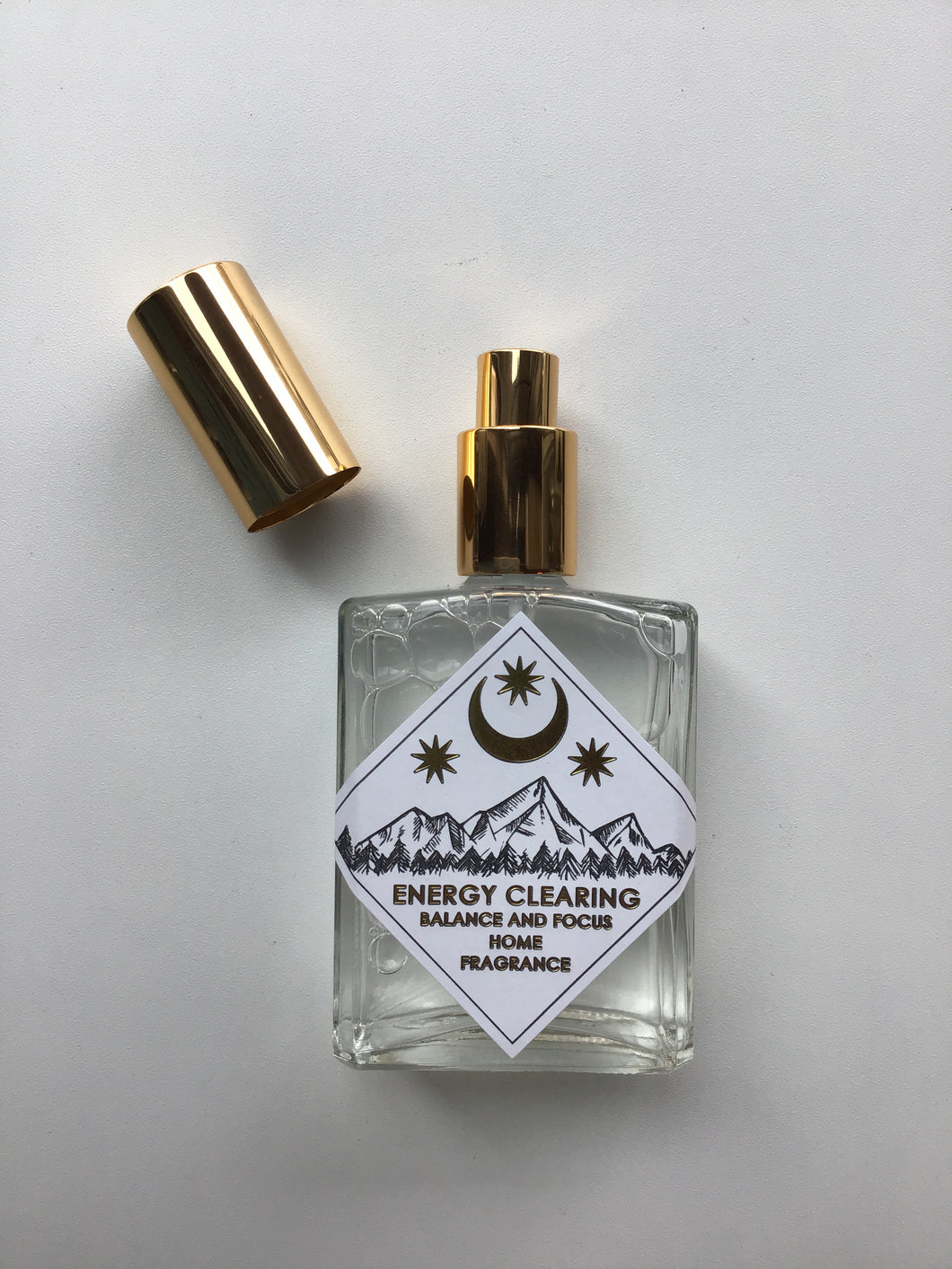 Energy Clearing Home Fragrance