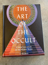 Load image into Gallery viewer, The Art of the Occult Book