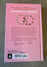 Load image into Gallery viewer, Crystal Grids Handbook