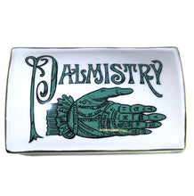 Load image into Gallery viewer, Palmistry Ceramic Box